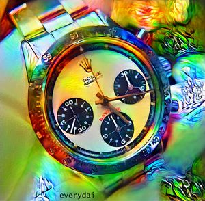 Rolex Daytona 'Paul Newman' Oily