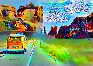 Into the Wanderlust - bit of LSD