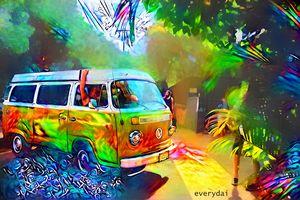 Hippie Groove - bit of LSD