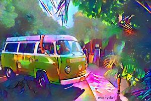 Hippie Groove - bit of grass