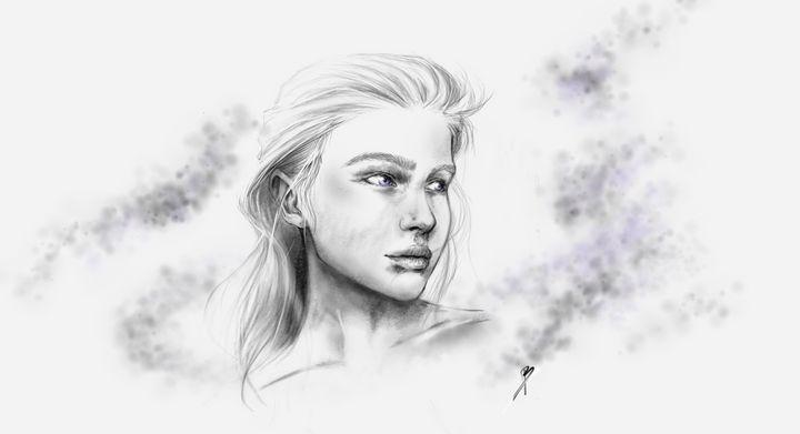 Daenerys Targaryen Fanart - Bensabat