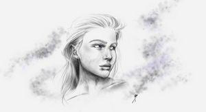 Daenerys Targaryen Fanart