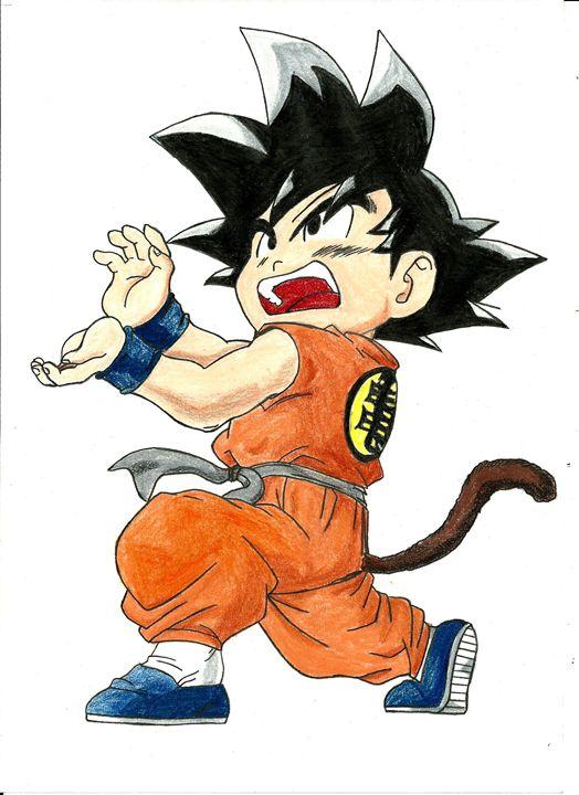 Goku (Dragon ball) - Nemanja