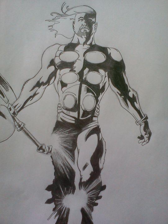 God of thunder - Nemanja