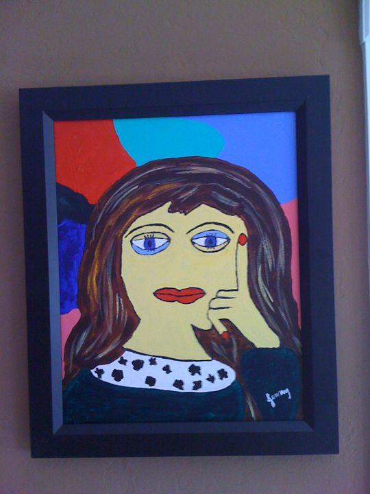 What Do I Do Next?? - Jennifer Paradela's Art Gallery