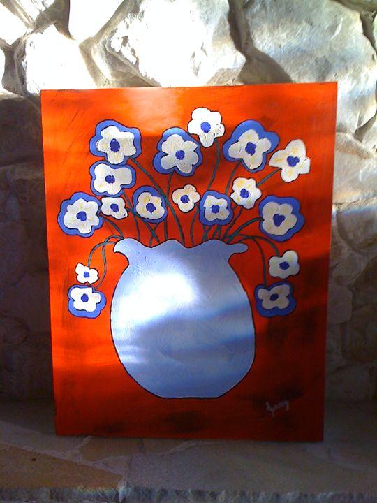 Flowers - Jennifer Paradela's Art Gallery
