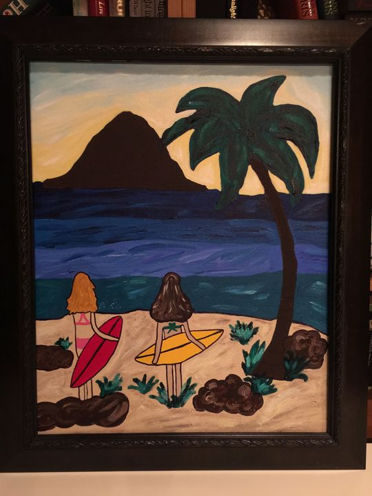 Hawaii - Jennifer Paradela's Art Gallery