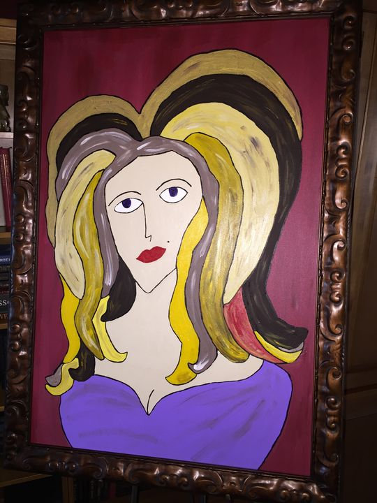 hair - Jennifer Paradela's Art Gallery