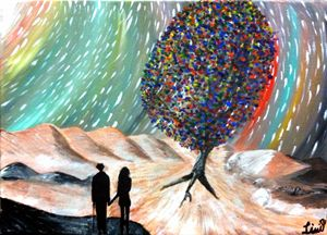 The Rainbow Tree