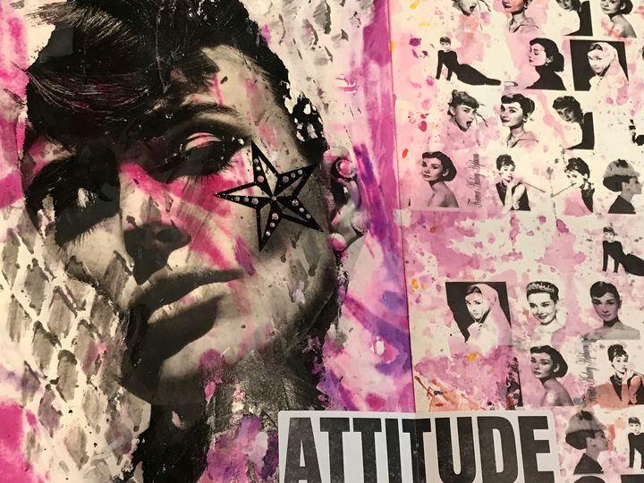Attitude - Heather Kindt Art