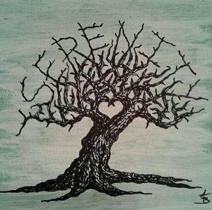Serenity Love Tree