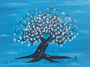 Simplicity Love Tree