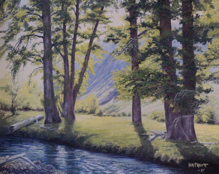 11 Steens Mountain Melody - Pruitt Gallery