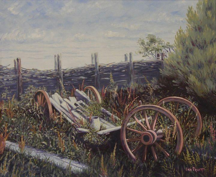 12 Silent Ride - Pruitt Gallery