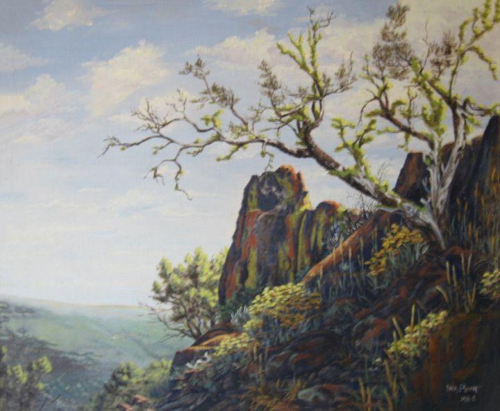7 On Blitzen's Rim - Pruitt Gallery