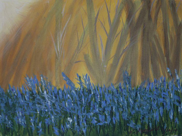Mystery - Paintings by K. Scofield