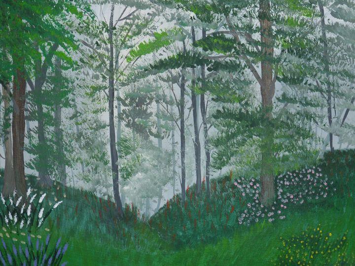 Peaceful - Paintings by K. Scofield