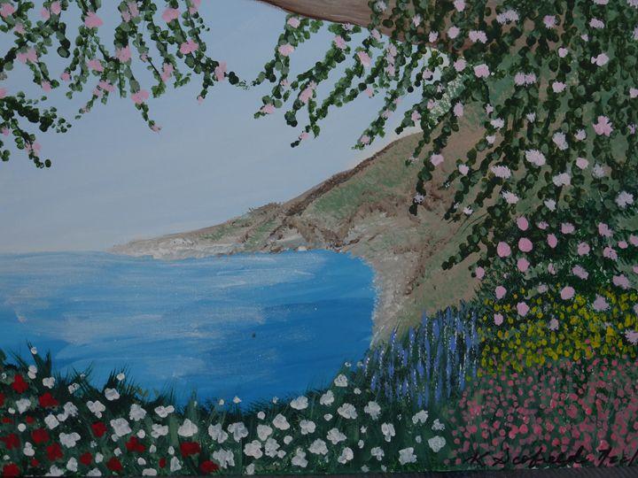 Secret Cove - Paintings by K. Scofield