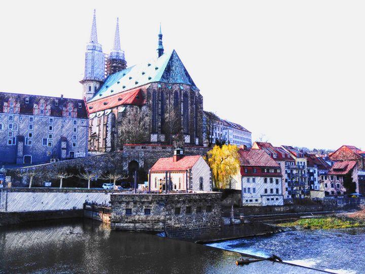 Görlitz city view - EUGENE  JONAI