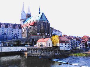 Görlitz city view