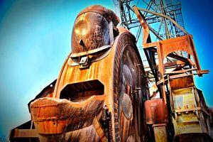 Bucketwheel excavator