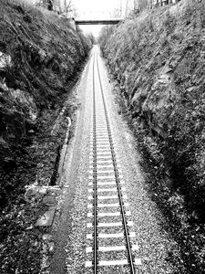 railroad to infinity