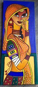Mohini - Indian Art