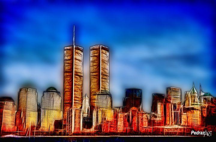 WTC-special - PedrazArt Graphic Designs