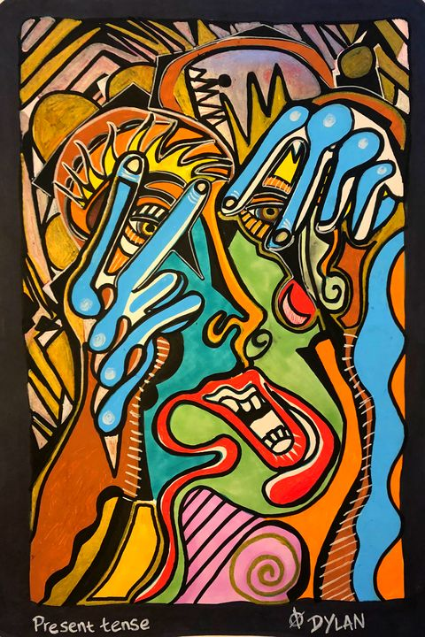 Present Tense - Dylan Gill