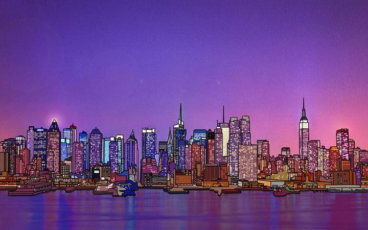 New York - Alvadela