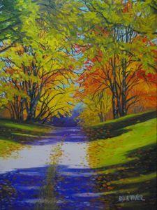 Final Road - Green Leaf Arts
