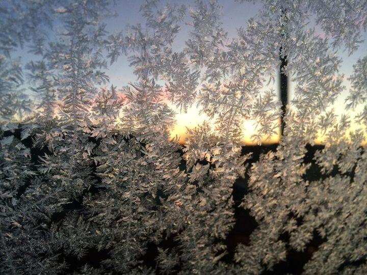 Morning Ice - Alanna's Art
