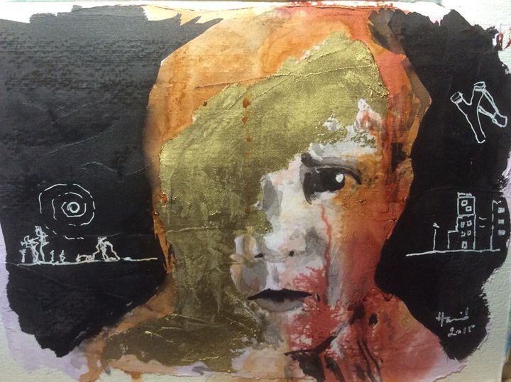Golden boy - HamidArt