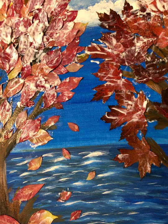 Fall leaves - GerNy