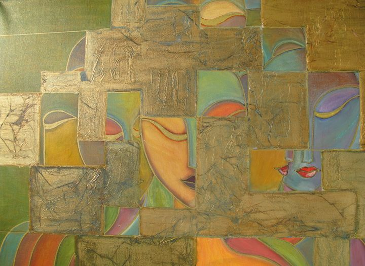 Mosaic - Mónika Hóbor