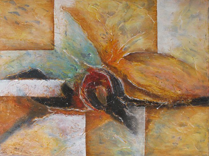 Abstract Flower - Mónika Hóbor