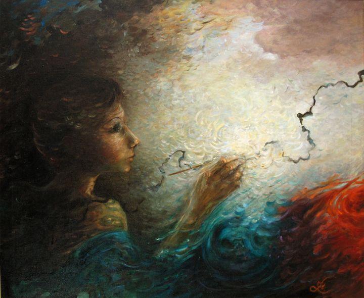 Artist - Lana Grant MFA