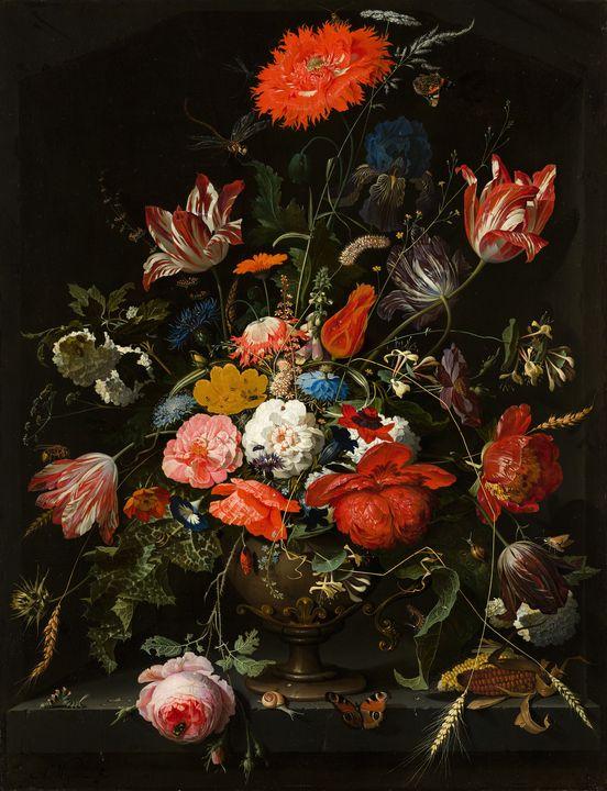 flowers painting - wonderful_areas