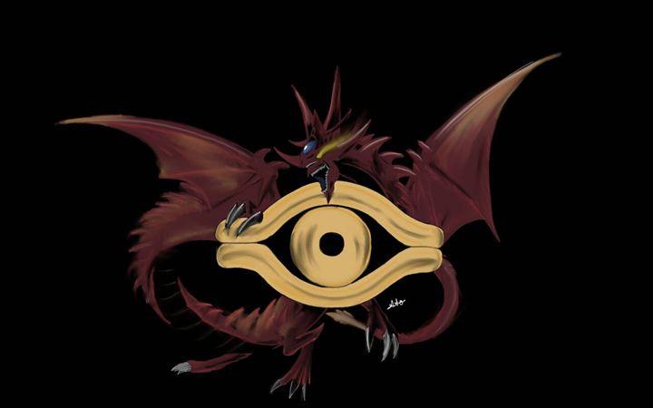 Slifer the Sky Dragon - Ātoekuserensu
