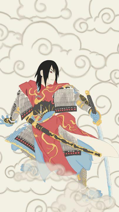 Uchiha Sasuke - Ātoekuserensu