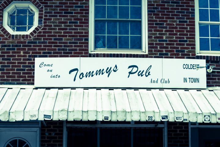 Tommy's Pub And Club - Views Of Charlotte by CarlMillerPhotos.com