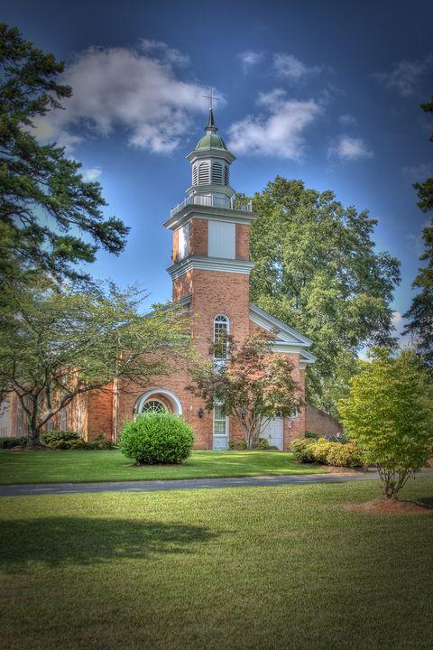 Amity Presbyterian Church - Views Of Charlotte by CarlMillerPhotos.com