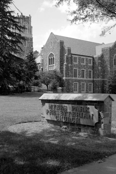 Myers Park Presbyterian Church - Views Of Charlotte by CarlMillerPhotos.com