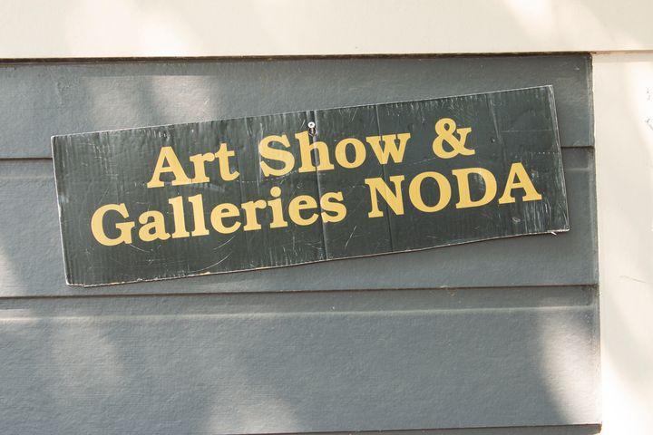 Art Shows & Galleries NODA - Views Of Charlotte by CarlMillerPhotos.com
