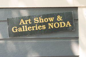 Art Shows & Galleries NODA