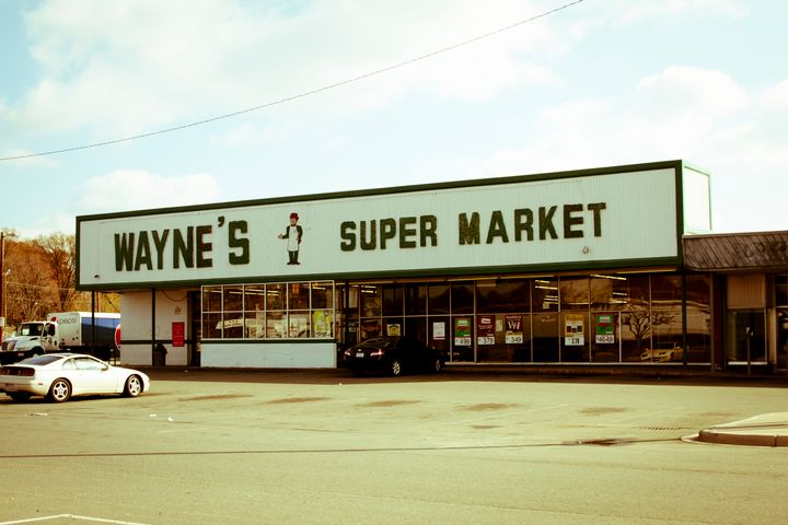 Wayne's Super Market - Views Of Charlotte by CarlMillerPhotos.com