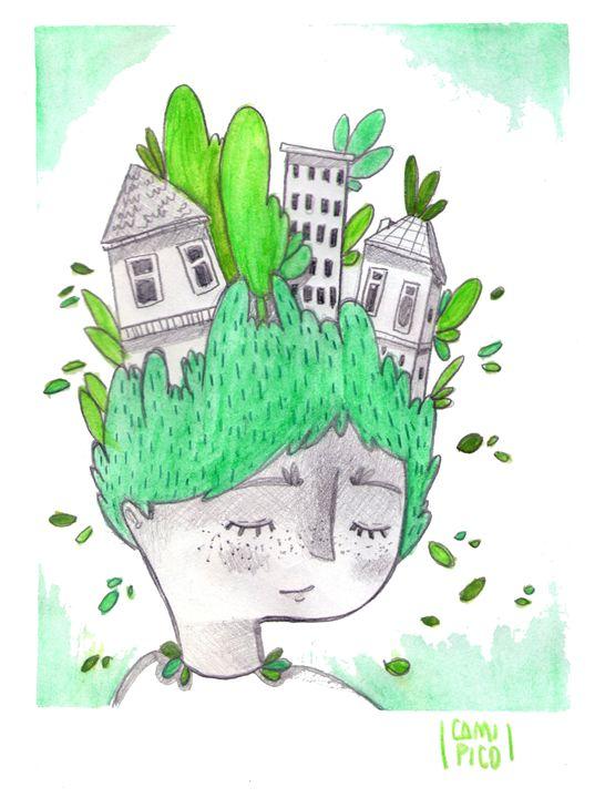 mind city - Camip