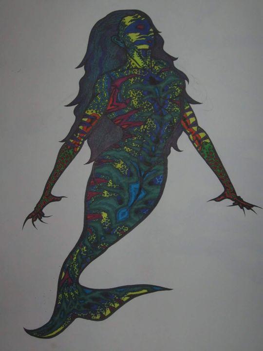 mermaid - VADR-visceral art and design