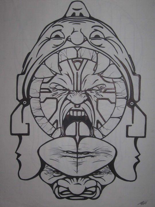 faces - VADR-visceral art and design