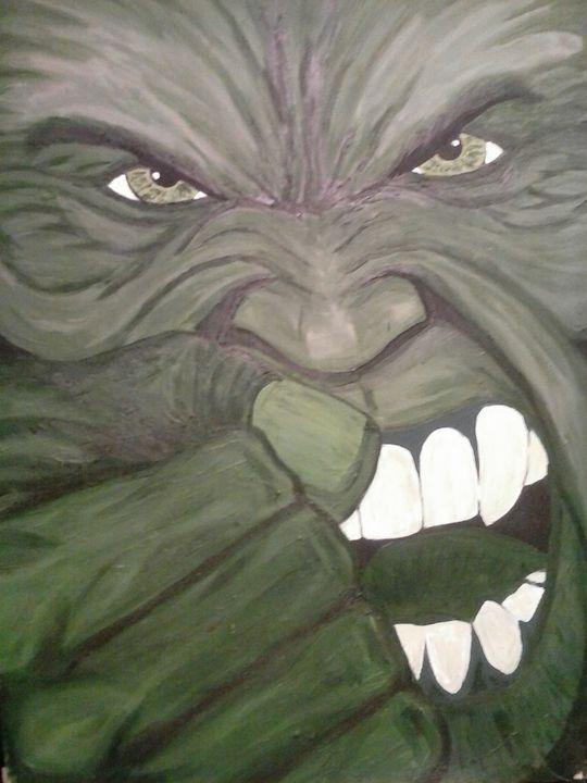 hulk - VADR-visceral art and design
